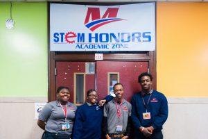 STEM Honors at Gratz